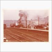 地元を走っていた蒸気機関車
