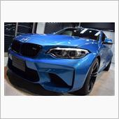 「特徴」BMW M2のガラスコーティング【リボルト神戸】