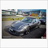 Porsche 911 Targa 4 GT3 RS Version