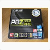 P8Z68-M PRO M/Bと東プレ製PS2キーボード