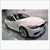 ストレートシックス・ツインターボ! BMW M3のガラスコーティング【リボルト川口】