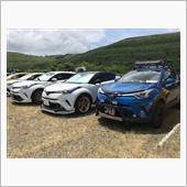 C-HR 九州夏祭り 2018 参加車両その3