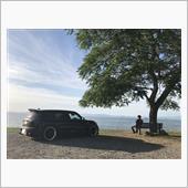 琵琶湖 あのベンチ