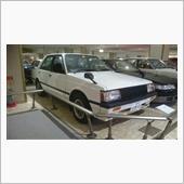 日本自動車博物館!若かった頃の想いでの車♪