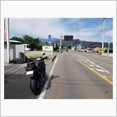 2018/08/19 福島県桧原湖ツーリング