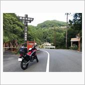 四国 剣山スーパー林道 ツーリング