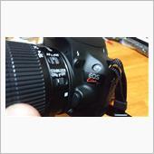 初めてのデジイチ……Canon EOS kiss x7