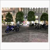 【夜撮】汐留西公園 イタリア街