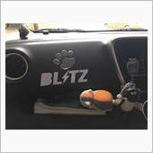 ブリッツのステッカー