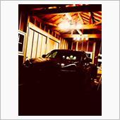 ガレージ夜