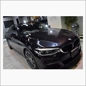「登録のみ」BMW 5シリーズセダンのガラスコーティング【リボルト神戸】