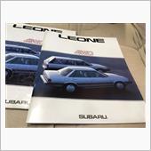 うちのレオーネのカタログ。♡