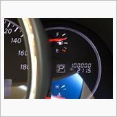 10万km到達。