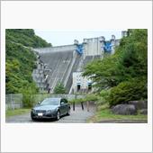 ダムの風景 大町ダム