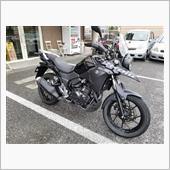 レンタルバイク(V-ストローム250)