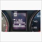 キリ番タイムスタンプ49,000km(ネタ切れ)