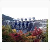 11月7日 記念カード目当てに三保ダムを再訪