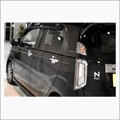 「新車よりもキレイ!?」ホンダN-WGNカスタムのガラスコーティング【リボルト伊勢】
