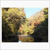 [ZRX1100]養老渓谷・亀山ダム 2018/11/25