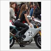 世界のバイク女子4