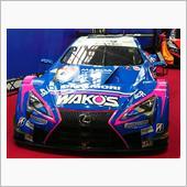 東京オートサロン2019 レースカー