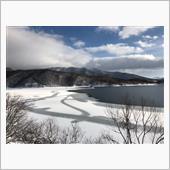 車中泊&雪道ドライブ&塩らーめん パート2