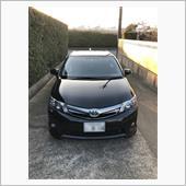 2019年初洗車(フィールダー 2019年1回目)2019.1.13