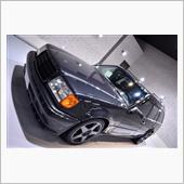 希少車・AMG320TEのガラスコーティング【リボルト姫路】