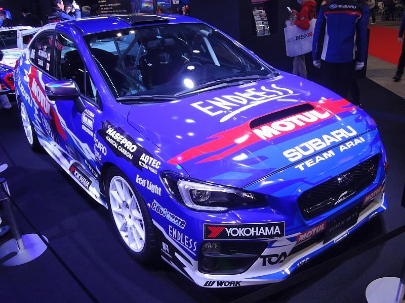 全日本ラリー選手権 2016参戦のWRX STI。<br /> <br /> 全日本ラリーも席巻中!<br /> <br /> WRXといえばラリーですよね〜<br />
