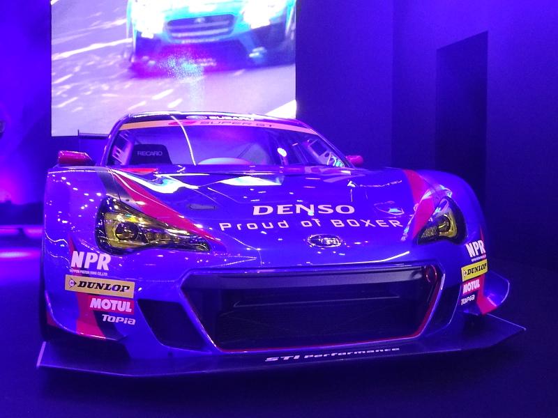 SUBARU BRZ GT300 2016。<br /> <br /> SUPER GT300参戦マシン。<br /> <br /> このマシンもっと好き!!<br />