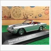 Maserati Mistral Spyder/Coupe