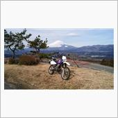 2019/03/10 DJEBEL 250XC 富士山