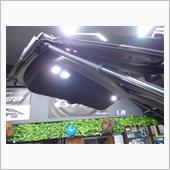 LEDバックドアパネル