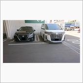 サヨナラ&ヨロシクな2台