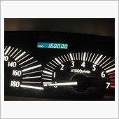 160000キロ!