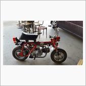 ホンダZ50A モンキー レストア Ⅱ