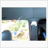 車中泊するなら物干し竿的アイテム必須鴨
