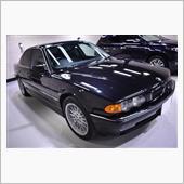 クラシカルなボディスタイル。BMW735iのガラスコーティング【リボルト金沢】
