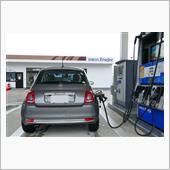 2019/07/14 給油&洗車