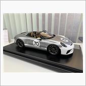 ポルシェ 911 Speedster #70 Heritage Design Package