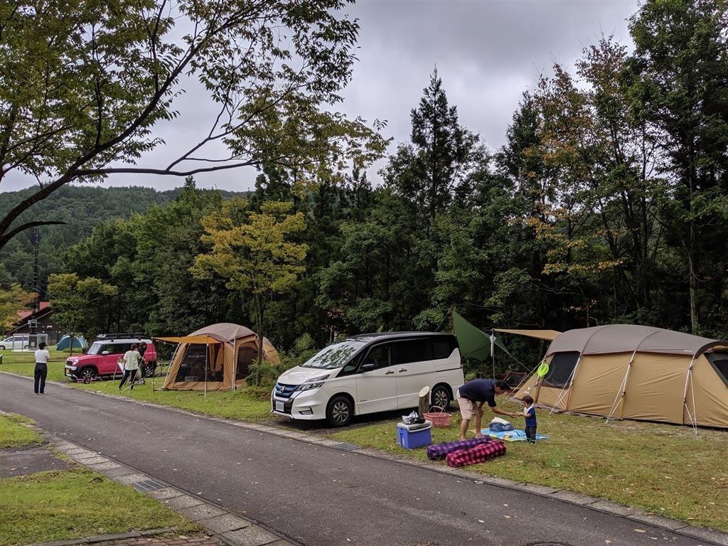 キャンプ 場 オート 大石