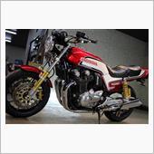 80年代へタイムスリップ!CB1100F(PROJECT)バイクコーティング【リボルト沖縄】