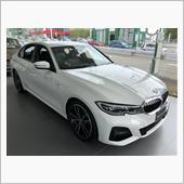 BMW 3シリーズ(G20)