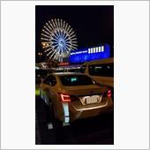 刈谷ハイウェイにて 夜の観覧車 綺麗