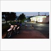 10月27日KLXラストラン&CGC奈良観戦