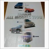 YANASE ALL MODELS 1998