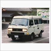1990年代愛用したキャンパー2台