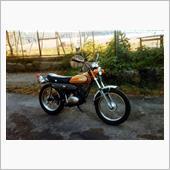 1980ヤマハAT-125