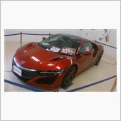 新型NSX青森県第1号車!