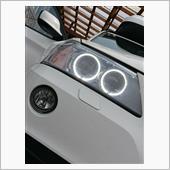 BMW X3 20dデイライト化